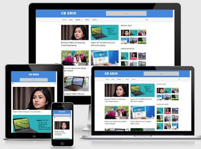 Daftar Situs Download Template Blog dan WP Premium