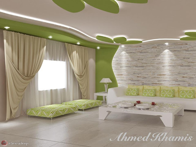 Modern Room Colors 13