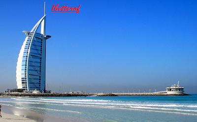 Traveling Dubai