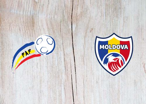Andorra vs Moldova - Highlights 11 October 2019