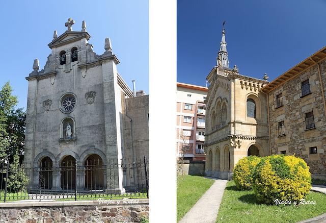 Convento de las Carmelitas, Monasterio de San Francisco, Durango