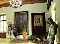 Szamotuły - Zamek - Galeria Wnętrz Magnackich