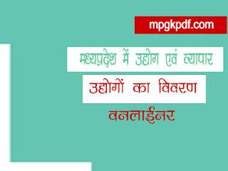 onliner gk in mp industry