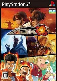 ADK Tamashii PS2 ISO
