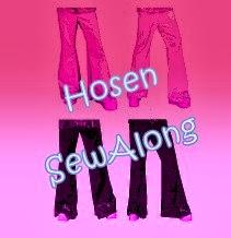 Hosen Sew Along