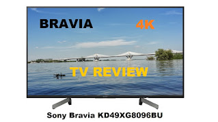 Sony Bravia KD49XG8096BU 4k TV