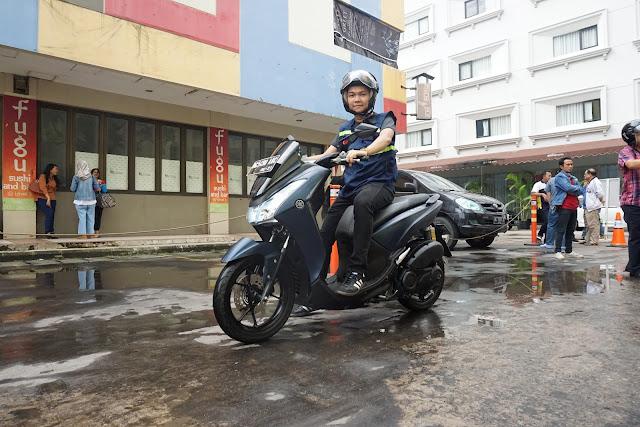 Yamaha LEXi Palembang