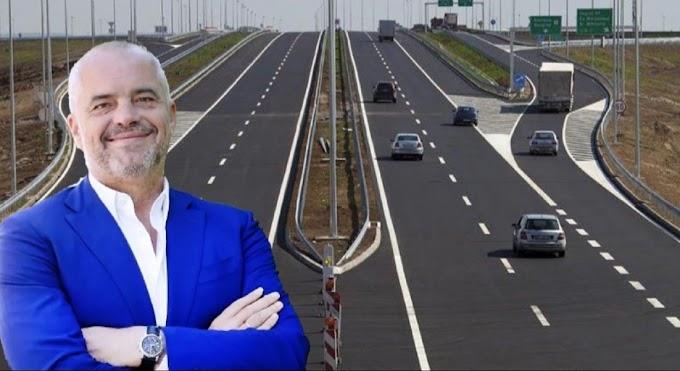 Shkurton kohë/ Rama zbulon investimin: Hapim rrugën e re që na lidh direkt me...