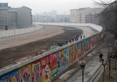 Figure: Identify this city once divided by a very famous wall