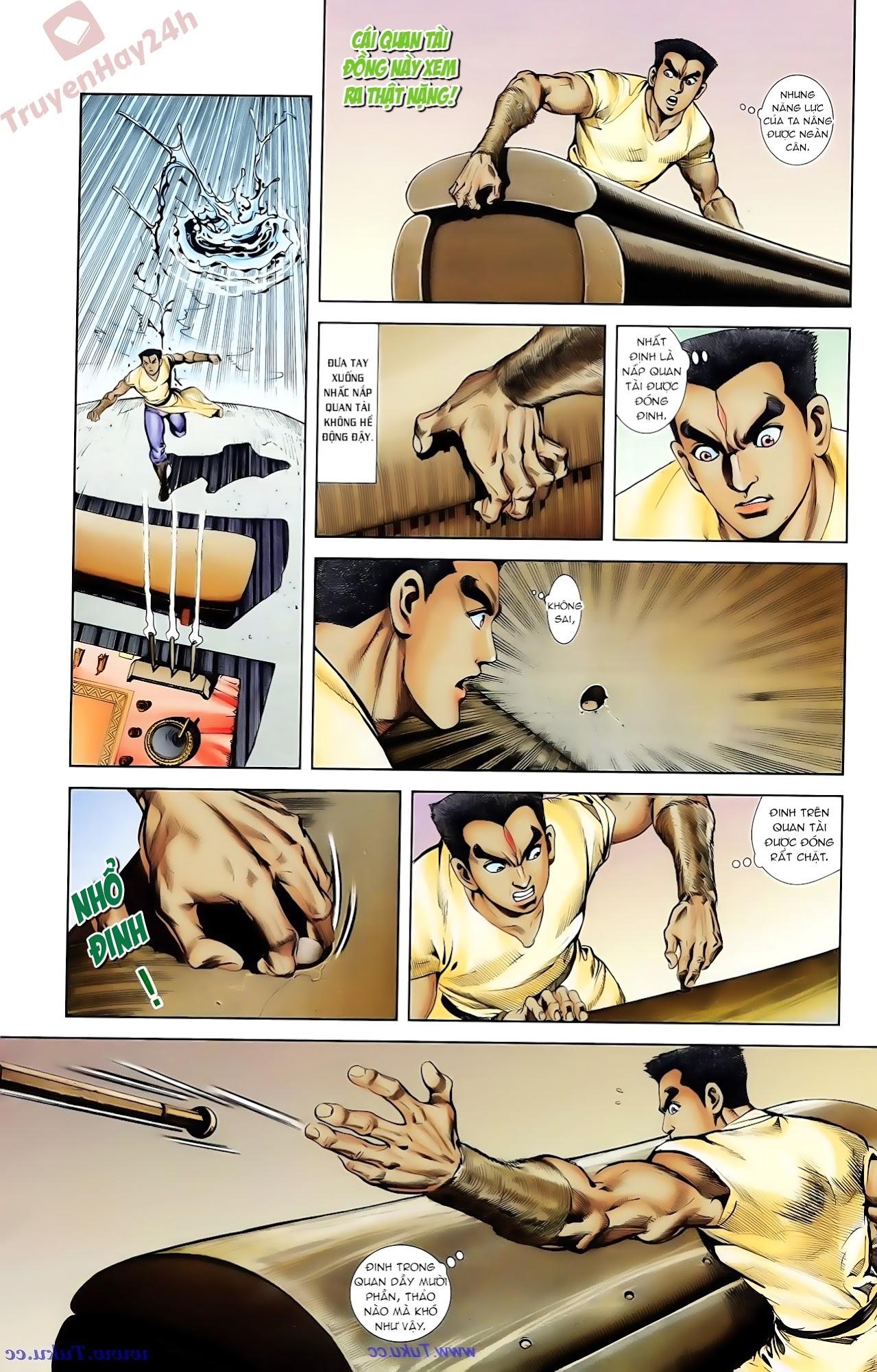 Cơ Phát Khai Chu Bản chapter 80 trang 20