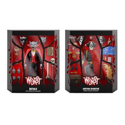 The Worst Ultimates! Wave 1 Action Figures by Super7