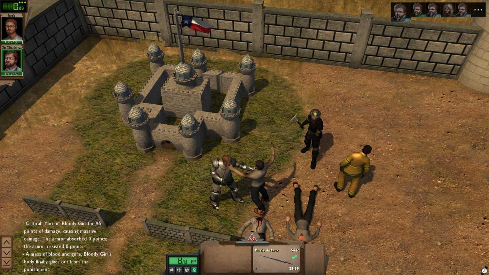 تحميل لعبة Dead State Reanimated مضغوطة برابط واحد مباشر كاملة مجانا