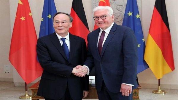 China y Alemania prevén profundizar cooperación diplomática