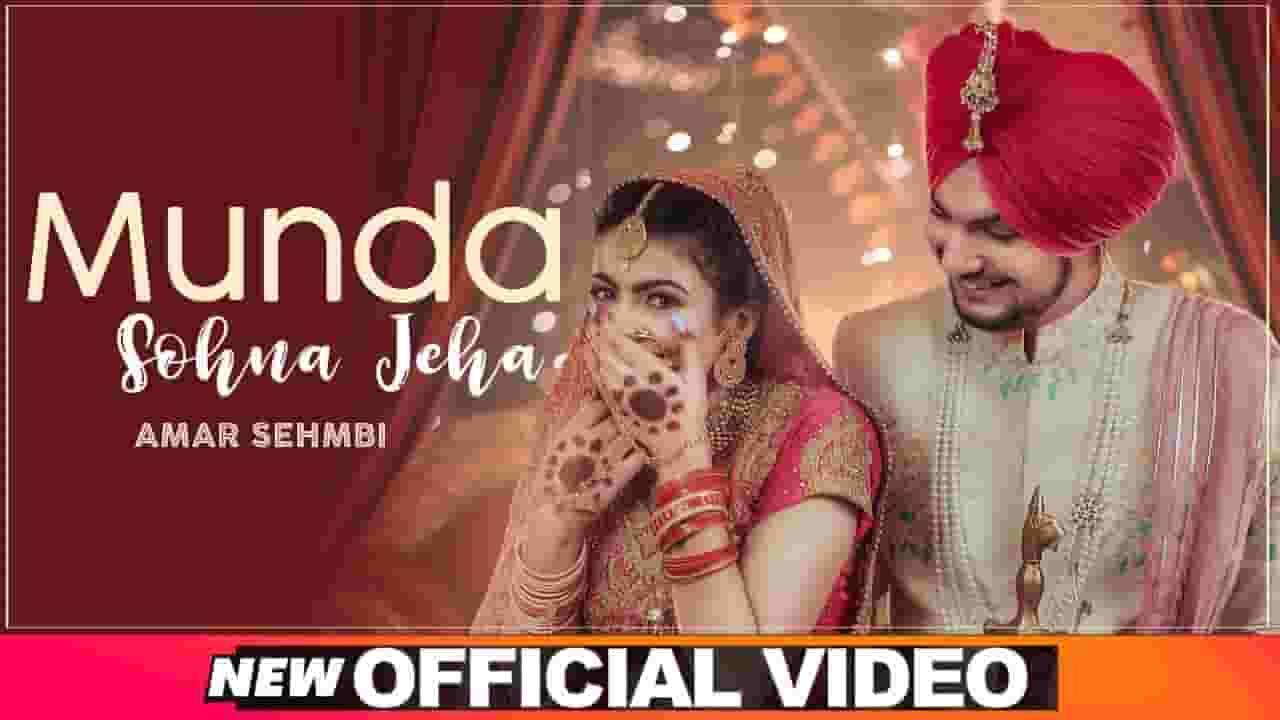 Munda Sohna Jeha Lyrics
