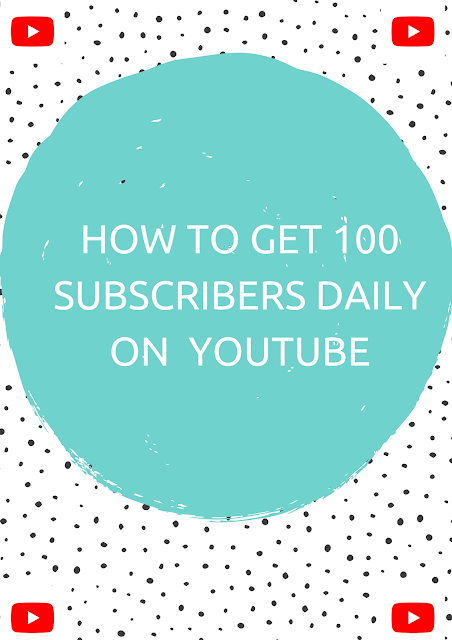 get YouTube subscribers for Free