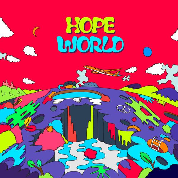 Mini Album J-Hope - Hope World