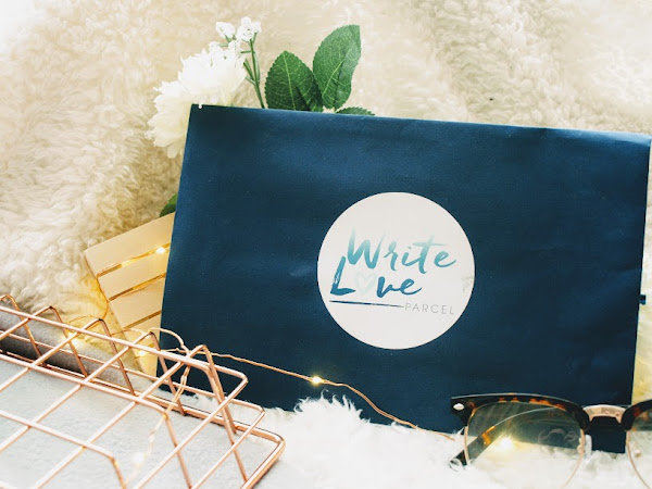 Write love parcel- Becoming a rep & Review