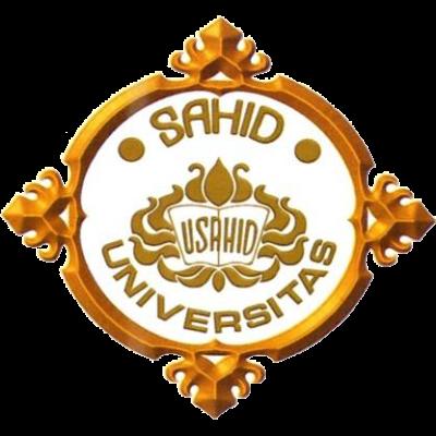 Cara Pendaftaran Online Penerimaan Mahasiswa Baru (PMB) Universitas Sahid (Usahid) Jakarta - Logo Universitas Sahid (Usahid) Jakarta PNG JPG