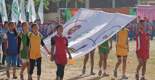 TCV Chuntra Athletics' meet