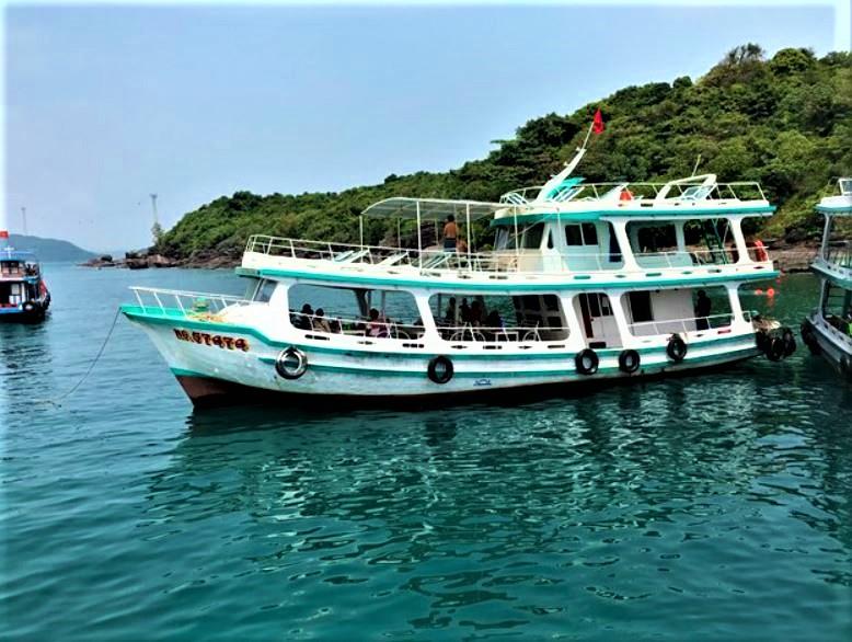 Cho Thuê Tàu Du Lịch Phú Quốc nhanh chóng  - tiện lợi