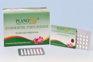 Planotablet pil keluarga berencana