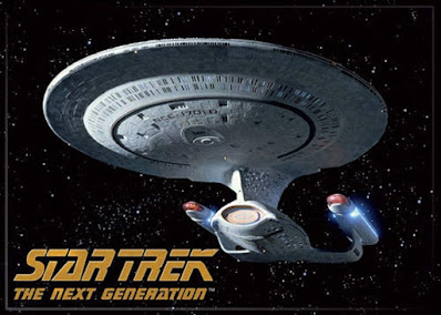star trek the next generation ship