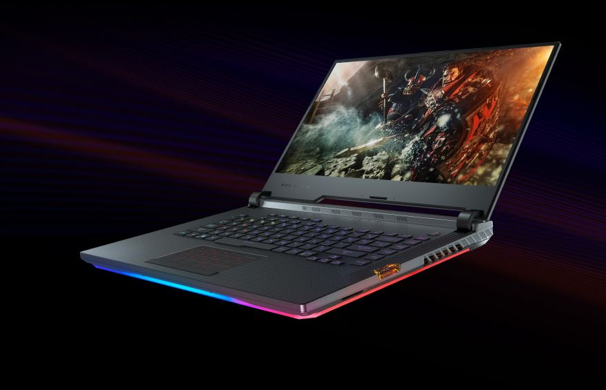 Asus ROG Strix Scar III G531GW i9R7S1T, Laptop Gaming Intel Core i9-9980H dengan Layar 240Hz