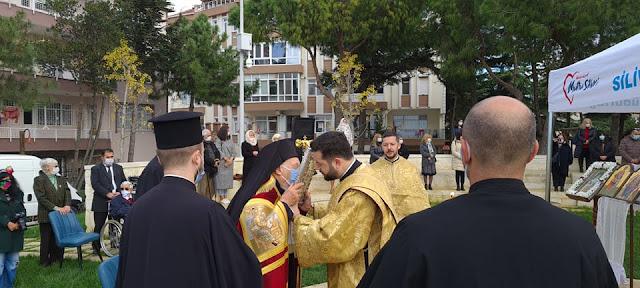 Τρισάγιο για τον μακαριστό Μητροπολίτη Λαγκαδά τέλεσε ο Οικουμενικός Πατριάρχης Βαρθολομαίος | ΕΚΚΛΗΣΙΑ | Ορθοδοξία | orthodoxia.online | Οικουμενικός Πατριάρχης Βαρθολομαίος | Εκκλησία | ΕΚΚΛΗΣΙΑ | Ορθοδοξία | orthodoxia.online