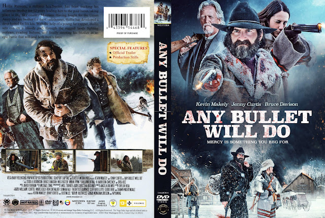 Any Bullet Will Do DVD Cover
