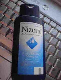 شامبو Nizoral للشعر الجاف والمتقصف والمتساقط
