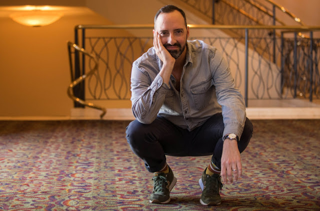 TONY HALE TO STAR IN 'THE MYSTERIOUS BENEDICT SOCIETY'