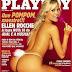 REVISTA PLAYBOY - ELLEN ROCHE NUA - NOVEMBRO DE 2001
