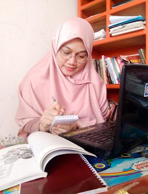 belajar dan bekerja di rumah selama pandemi