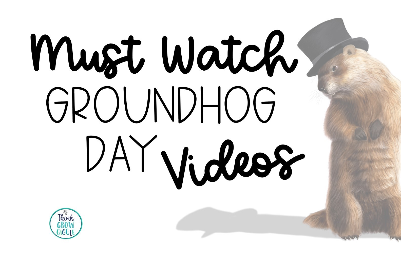 Groundhog Day Videos for Elementary