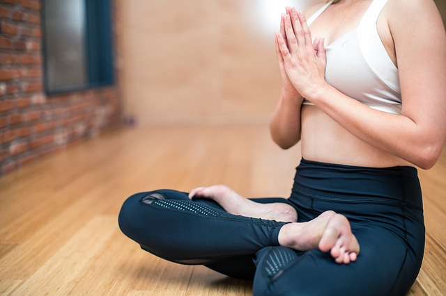 Daily Yoga Practice-Supporting Health Benefits