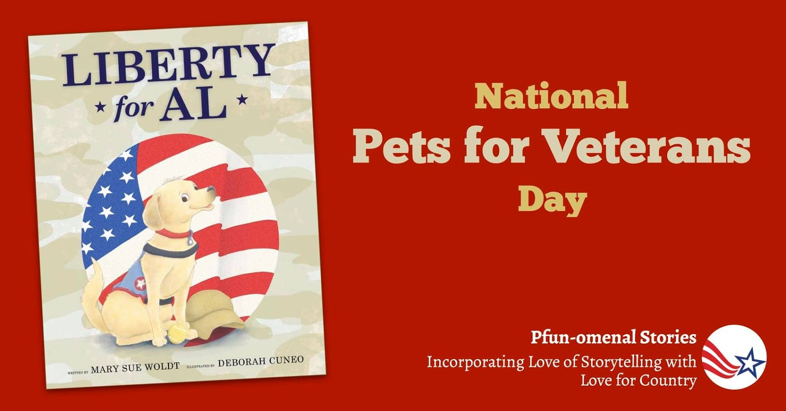National Pets for Veterans Day Wishes Unique Image