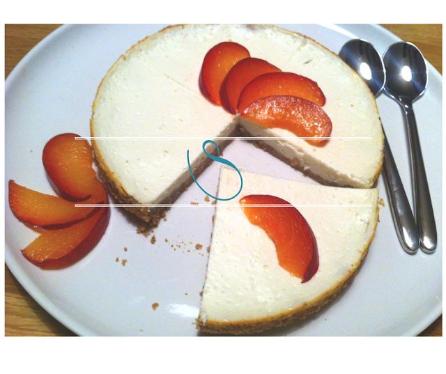 Healthier Cheesecake - Ze Cheesecake healthy