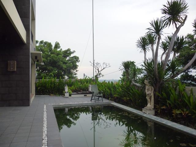 HOUSE VIEW BALI MANDARA TOLL ROAD AND GWK IN NUSA DUA - BALI