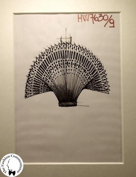 26) Mostra Prato Gianfranco Ferré - Primavera Estate 2004 - disegno