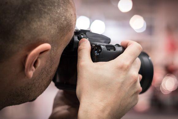 Um dos cargos disponíveis é o de Fotógrafo Técnico Pericial (Foto Ilustrativa)
