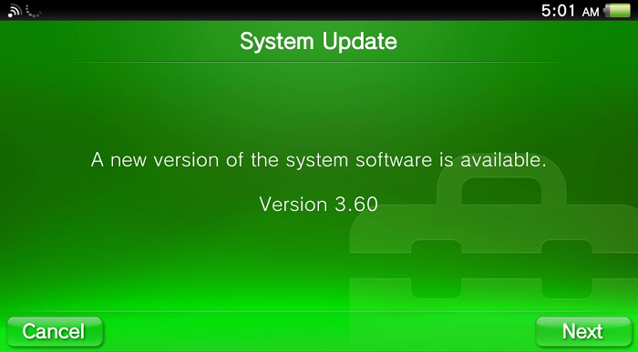 what is the current 3ds firmware version