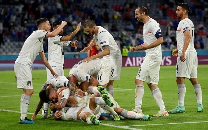 Euro '21, il sogno azzurro continua: l'ltalia vola in semifinale a Wembley