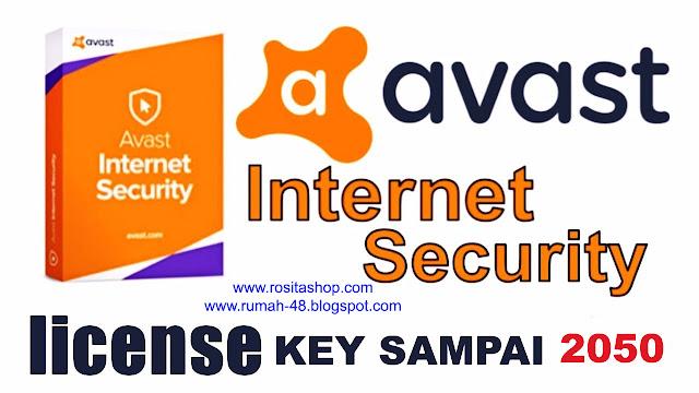 Download Avast Antivirus Lisensi Sampai 2050