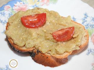 Salata de vinete taraneasca reteta traditionala romaneasca rapida cu ceapa ulei sare retete culinare mancare de post cu legume salate aperitive de casa congelate,