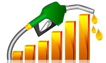 Petrol (95) up by Rs.2, Super Diesel by Rs.1