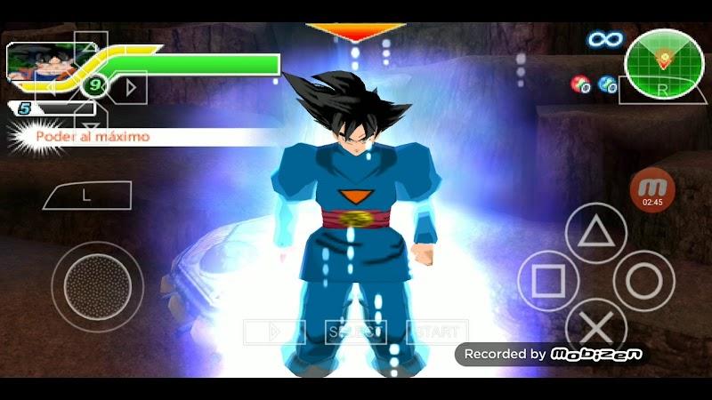 DBZ TTT Mod 2019 Highly Compressed with GP Goku Download
