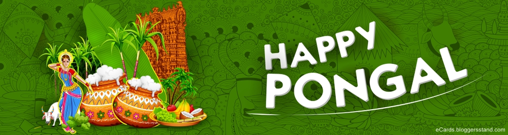 Happy pongal festival south india images pictures