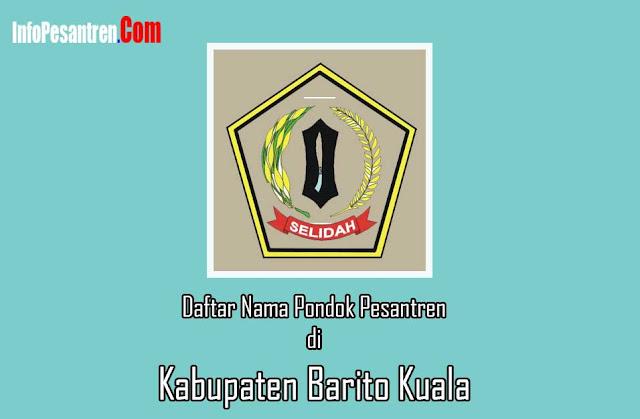 Pondok Pesantren di Kabupaten Barito Kuala