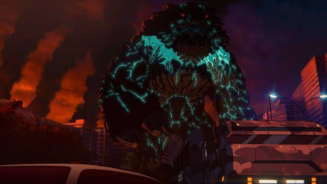 La serie anime Pacific Rim: The Black presenta su primer imagen