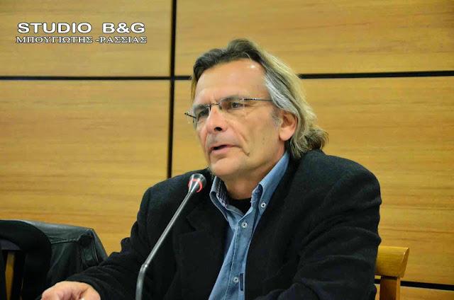 Επερώτηση Πατσαρίνου στο ΠΕΣΥ για τις ενέργειες της Περιφέρειας Πελοποννήσου για την καταπολέμηση των κουνουπιών
